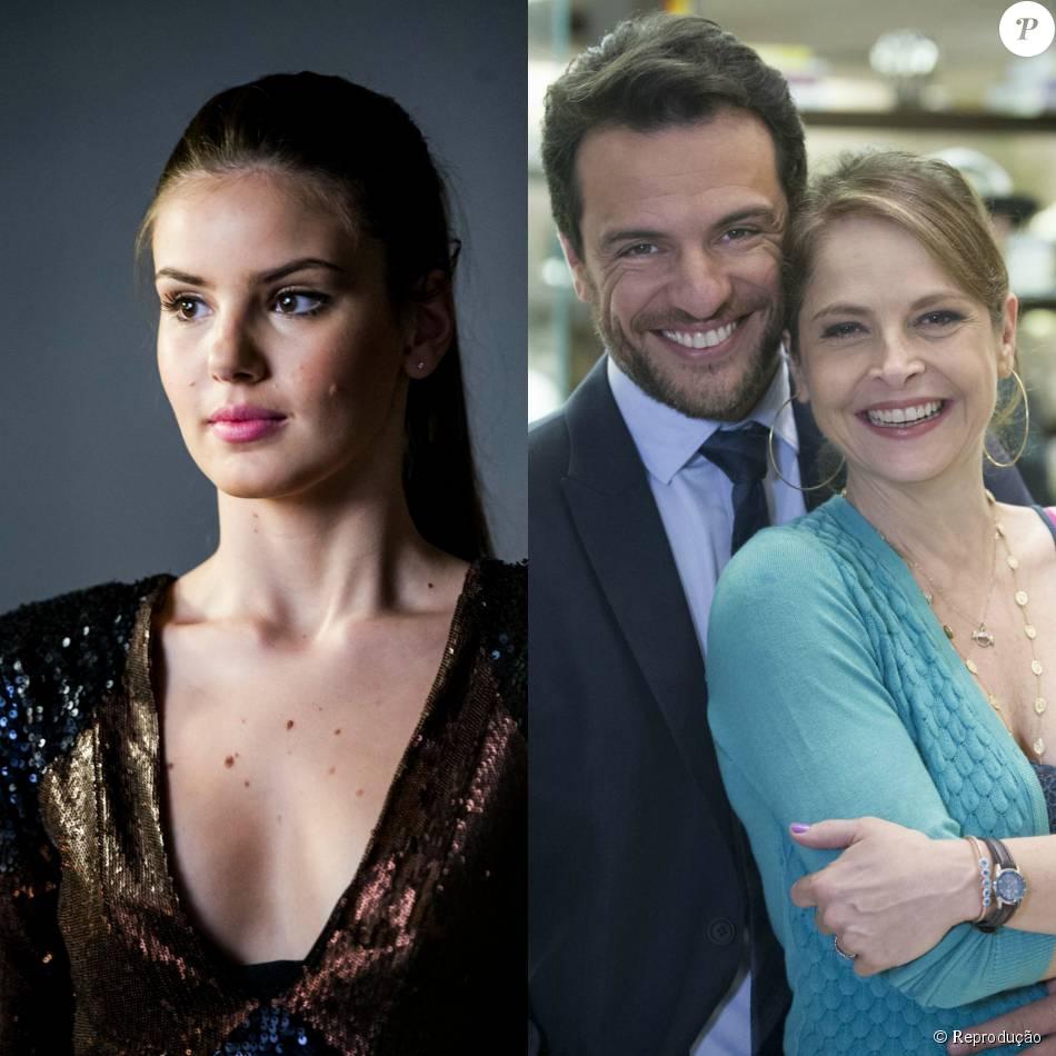 Em 'Verdades Secretas' Angel se recusará a morar com Alex e Carolina após os dois se casarem