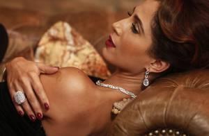 'Novela Babilônia': Regina faz primeiro ensaio como modelo. Veja fotos!