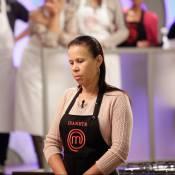 'MasterChef': Iranete é eliminada e emociona a chef Paola Carosella na despedida