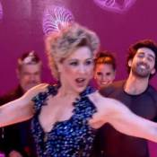 De corselet, Claudia Raia apresenta trecho de musical durante o 'Mais Você'