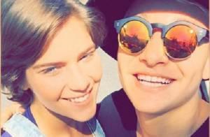 MC Gui publica nova foto com Isabella Santoni e fãs falam em namoro: 'Fofos'