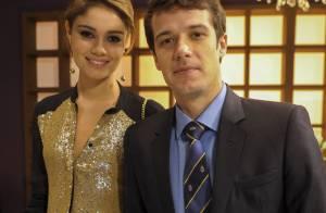 'Sangue Bom': Após brigar com Bento, Amora pede Maurício em casamento
