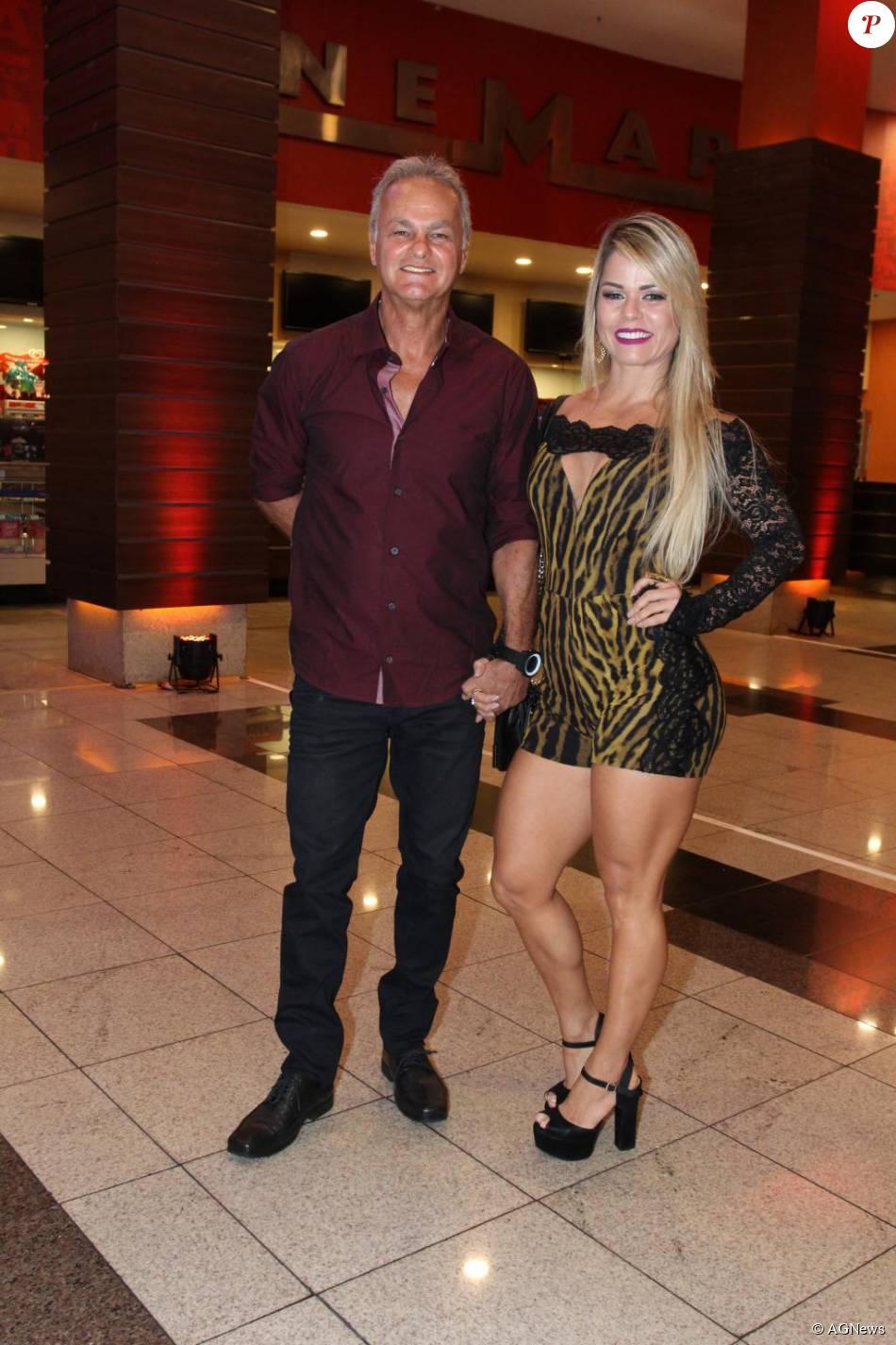 Kadu Moliterno não tem ciúmes da namorada, Cristianne Rodriguez, 25 anos mais jovem: 'Relação madura'