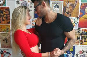 Lucas Lucco e mais galãs famosos dançam na final do concurso 'Balé do Faustão'