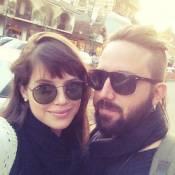 Agatha Moreira sobre ensaiar com o namorado para 'Dança': 'Ele é péssimo'