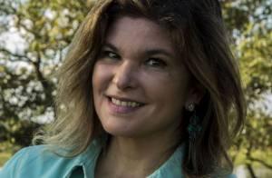 Cristiana Oliveira se emociona ao voltar ao Pantanal após 25 anos, no 'Estrelas'