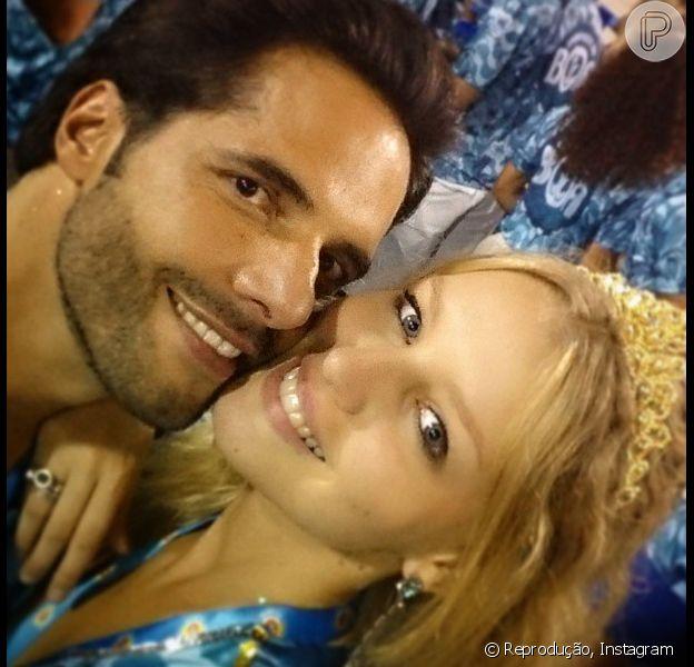 """A atriz Rhaisa Batista e o empresário Tato Malzoni terminaram o namoro de sete meses, de acordo com a colunista Flavia Muniz, do jornal """"O Dia"""""""