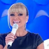 Franja falsa de Eliana na TV faz sucesso nas redes sociais: 'Muito natural'