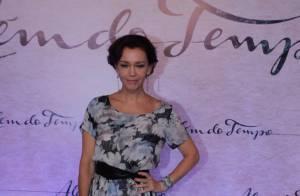 Julia Lemmertz viaja para sítio após confirmar separação de Alexandre Borges