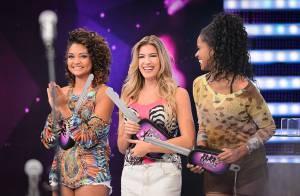Saiba tudo sobre as três novas bailarinas do programa 'Domingão do Faustão'