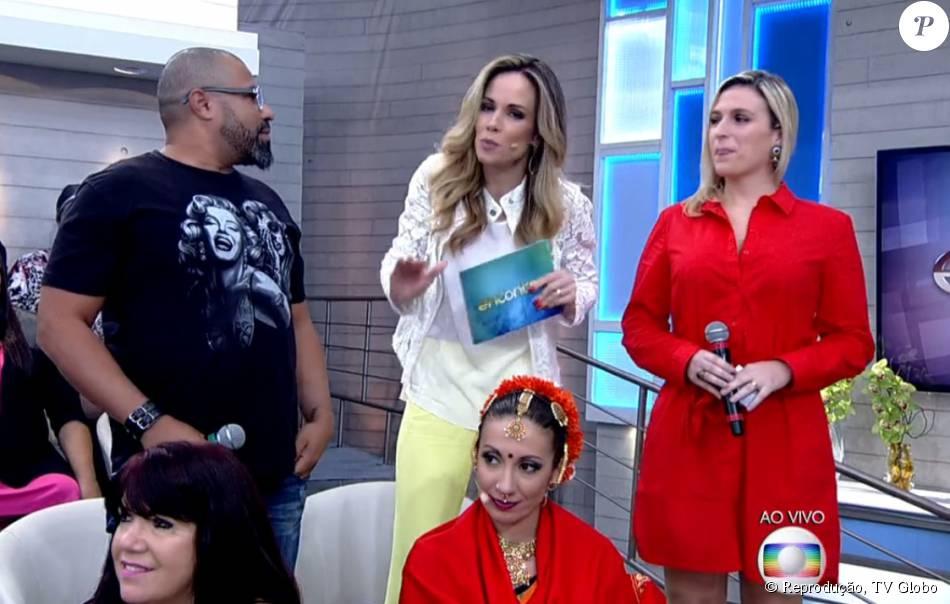 Ana Furtado admitiu que faz pechincha, no 'Encontro' desta segunda-feira, 27 de julho de 2015: 'Não tenho vergonha nenhuma de pechinchar'