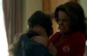 'Verdades Secretas': briga entre Fanny e Giovanna tem tapa na cara e fio-dental