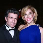 Claudia Raia e Jarbas Homem de Mello se casaram em cerimônia simbólica: 'Eterno'