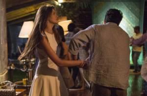 'Verdades Secretas': em lua de mel, Alex e Angel dançam observados por Carolina