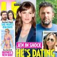 Revista 'US Weekly' traz reportagem de capa afirmando que Ben Affleck e a ex-babá das crianças mantêm um envolvimento