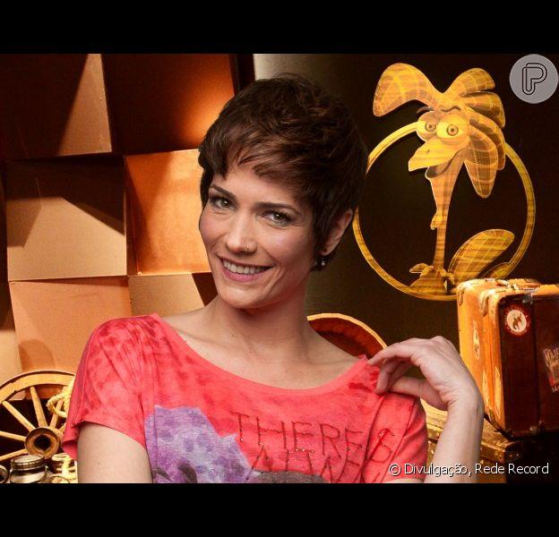 Lu Schievano arrumou confusão com todos os integrantes de 'A Fazenda' e se tornou a protagonista das primeiras semanas do reality show