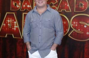 Adriano Garib emagrece 4 kg e diz sobre namoro: 'É raro encontrar alguém'