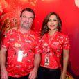 Adriano Garib está solteiro desde o fim do namoro de seis anos com Analine Barros