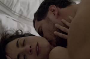 Alice Braga e Daniel de Oliveira protagonizam cenas quentes no filme 'Latitudes'