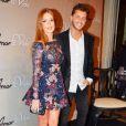 Na vida real, Marina Ruy Barbosa namora o ator Klebber Toledo