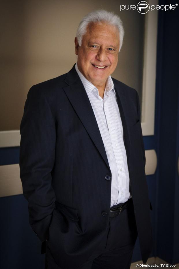 Antonio Fagundes vai reapresentar um episódio do 'Você Decide' no 'Na Moral' de quinta-feira, 18 de julho de 2013