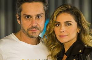 Novela 'A Regra do Jogo': Atena rouba dinheiro de Romero e Ascânio leva a culpa