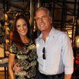 Roberto Justus diz que o casamento com Ticiane Pinheiro ficou desgastado e por isso chegou ao fim. O apresentador fez a declaraão em 22 de julho de 2013