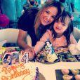 Rafaella Justus ganhou festinha em Miami, nos EUA, para comemorar seu aniversário de 4 anos