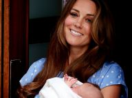 Kate Middleton dispensa babá e cuida do bebê real com ajuda da mãe