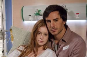 'Amor à Vida': Thales vê o espírito de Nicole (Marina Ruy Barbosa) na mansão