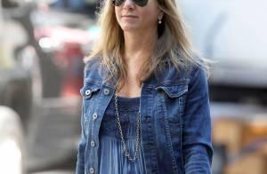Jennifer Aniston faz tratamento para engravidar aos 44 anos