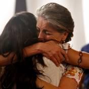 Cássia Kis chora na despedida de 'A Regra do Jogo' e diretora discursa: 'Te amo'