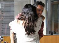Tóia e Romero quase beijam na boca nos próximos capítulos de 'A Regra do Jogo'
