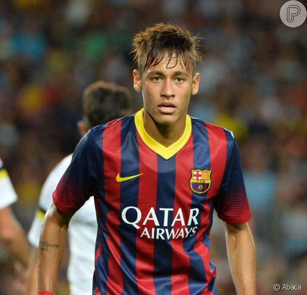 Neymar está com anemia, mas isso não o impedirá de jogar a pré-temporada do Barcelona