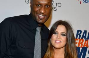 Khloé Kardashian abre o jogo sobre internação de Lamar Odom: 'Semanas difíceis'