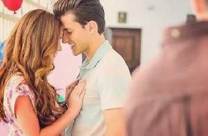 Klebber Toledo posta foto em clima romântico com a namorada, Marina Ruy Barbosa