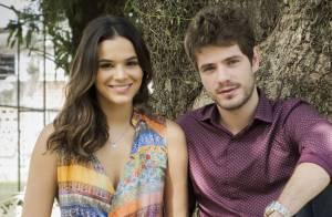 Novela 'I Love Paraisópolis': Mari revela para Benjamin que está grávida