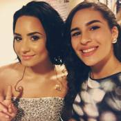 Livian Aragão faz selfie com Demi Lovato: 'Um dos melhores dias da minha vida'