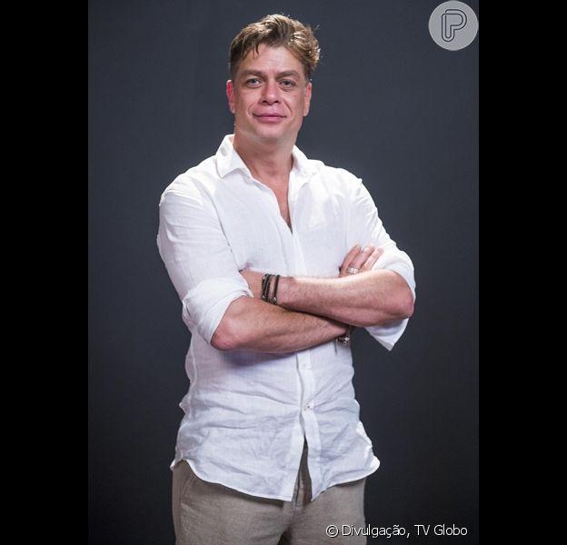 Fábio Assunção será um bon vivant na próxima novela das sete, da TV Globo, 'Totalmente Demais'