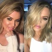 Khloé Kardashian muda visual e adota novo corte de cabelo. Veja foto!