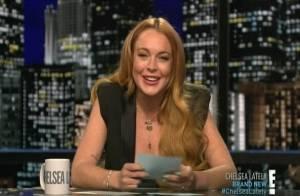 Lindsay Lohan detona famosos: 'Mantiveram a indústria viva na minha ausência'