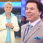 Xuxa provoca Silvio Santos: 'Está no ar o programa do menino americano'