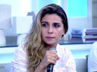 Giovanna Antonelli admite pânico de assalto ao dirigir: 'Vidro sempre trancado'