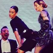 Katy Perry rouba a cena em show de Madonna com dancinha sensual no palco