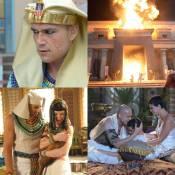 Novela 'Os Dez Mandamentos': relembre as 10 pragas que atingiram reino de Ramsés