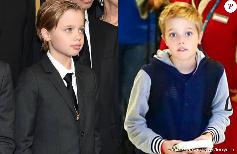 Shiloh, a filha biológica mais velha de Brad Pitt e Angelina Jolie, fez uma mudança de visual. A jovem de estilo mais moleca agora está com os cabelos bem curtinhos, desde que chegou de viagem nesta semana, no dia 27 de outubro de 2015