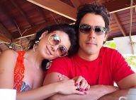 Paula Fernandes posa com namorado em seu aniversário: 'Momô está super feliz'