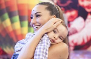 Sabrina Sato comemora nascimento de sua sobrinha: 'A titia já te ama, Manuela'