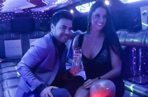 Graciele Lacerda exclui conta no Instagram: 'Para preservar nossa relação'