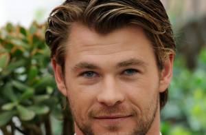 Chris Hemsworth faz 30 anos prestes a lançar o filme 'Thor 2: O Mundo Sombrio'